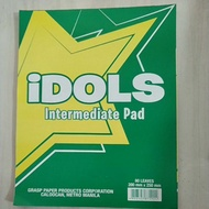 Idols Intermediate Pad
