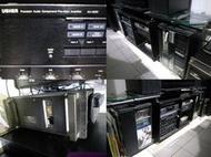【信義計劃眼鏡】PIONEER SP-D07前級擴大機 搭配USHER雅瑟後級擴大機 ONKYO 防震CD唱盤 B&W中置喇叭 超耐重強化玻璃鋼管音響架