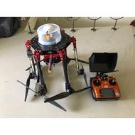代客組裝 放長線 海釣機 投餌機 空拍機 放餌機 釣魚機  無人機 四軸 六軸 八軸