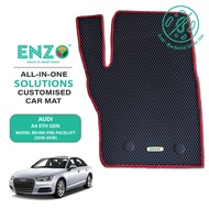 [PRE-ORDER] ENZO Car Mat - Audi A4 5th Gen Model B9/8W Pre-Facelift (2016-2018) [Ship Out Within 2 Weeks]