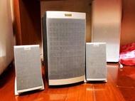 一代銘機 Altec Lansing 621 2.1聲道 喇叭 線控電腦喇叭 /MX5021可參考
