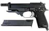 GUARDER-STORE[警星國際]KSC M93R 全金屬瓦斯手槍 KSC-M93R