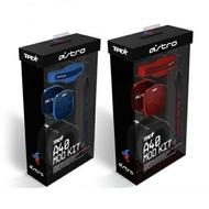 羅技 ASTRO A40 電競耳機配件組(2色) / 組