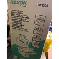 現貨  REXON  力山    BS2300A   9吋  桌上型 強力 帶鋸機  切割機