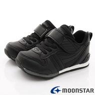 日本月星Moonstar機能童鞋-HI系列超機能穩定款2121PL6黑色(中小童段)