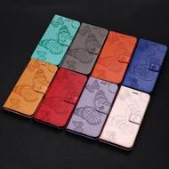 Oppo R11S/R11S Plus/R17/R17 Pro Butterfly Leather Flip Case 24657