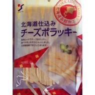 日本代購 🧀️北海道山榮起司鱈魚條🧀️280g
