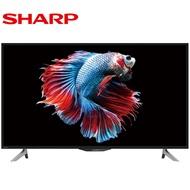 SHARP 夏普 4T-C40AH1T 電視 40吋 4K Ultra HD TV easy smart 智慧連網 【送貨到府不安裝】