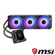 【MSI 微星】MPG CORELIQUID K360 一體式水冷風扇(LCD顯示器)
