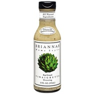 美國Briannas無糖油醋醬355ml