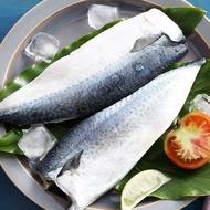 宜蘭薄鹽鯖魚片 160g/片 台灣鯖魚 宜蘭鯖魚 鯖魚片 挪威鯖魚片