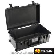 PELICAN 1535Air NF 輪座超輕氣密箱 空箱 (黑)