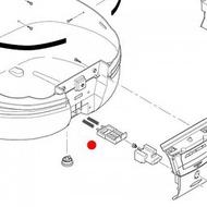 Givi Z1782R 硬箱配件E55硬箱