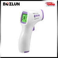 Bozlun Touchless Infrared Thermometer with Fever Alert