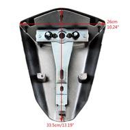 Kawasaki ZX10R ZX 10R 2008-2010 單座蓋(銀)《極限超快感!!》