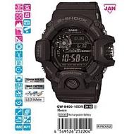 CASIO 卡西歐 G-SHOCK GW-9400-1BDR 耐衝擊 電波 山貓 GW 9400