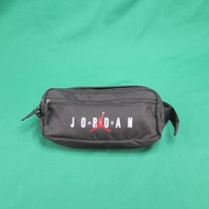 NIKE JORDAN CROSSBOY 腰包 9A0201023 黑【iSport愛運動】