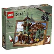 Lego 21310 創意系列 老漁屋 釣具店 (全新未拆)