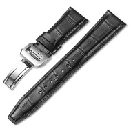 Genuine Leather Watch Band Strap fit for IWC Pilot's Watchs 20mm 21mm 22mm Replacement Bracelet