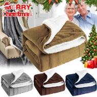 SQ. 雙人加大毯被 素色頂級法蘭絨毛毯 雙層毯 純素色毯 絨毛被 冬季保暖加厚珊瑚絨毯 保暖毯 羊毛羔毯 睡毯 被子