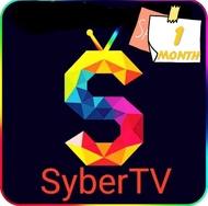 SYBER TV APPS /SyberTV/IPTV/Live programmes/movie/drama