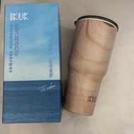 陶瓷保溫杯 900ml 珍奶杯 一體成型陶瓷內膽 無焊接縫 不掉漆