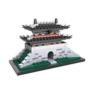高積木 1009 韓國崇禮門南大門 迷你建築 世界地標 經典建築 Architecture 非樂高LEGO21009