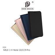 【愛瘋潮】99免運 DUX DUCIS MIUI 小米 Note 10/CC9 Pro SKIN Pro 皮套 插卡