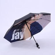 Jay Chou Umbrella With A Jay Cycling