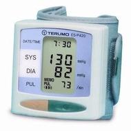 日本泰爾茂TERUMO手腕式血壓計ESP-420