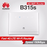 Huawei B315 s-22 LTE CPE wireless gateway Wifi sim card router (White)