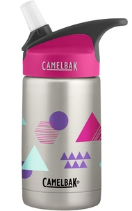 Camelbak 18/8不鏽鋼兒童水壺/eddy兒童保冰保溫水瓶 350ml CB1883111040 幾何圖形