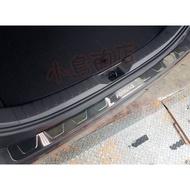 (小鳥的店)豐田 2019-20 5代 五代 RAV-4 類原廠 黑鈦髮絲紋 後保桿防滑飾條 防刮外護板19 rav4