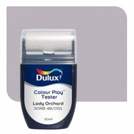 Dulux Colour Play Tester Lady Orchard 50RB 48/051