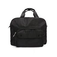 RITE-E系列擴充型側背包 旅行袋 購物袋 行李袋 -旅行版純黑