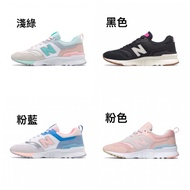 [New balance] 女款休閒鞋 CW997 淺綠HBA 黑HDB 粉藍HBC 粉色HKC 《曼哈頓運動休閒館》
