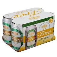 【台酒粽飄香】金牌FREE啤酒風味飲料(無酒精啤酒)(6入裝)
