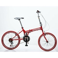 ENPERUR 20吋24段 變速折疊自行車 EP2024