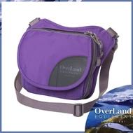 【 OVERLAND 美國 Bayliss 側背包《丁香紫》】OL161NBD0973/腰包/背包/自助旅行