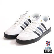 K-SWISS Court Lite 白色  記憶鞋墊 漸層 皮革 休閒鞋 男款 NO.A9351【新竹皇家】