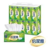 倍潔雅柔軟舒適抽取式衛生紙(150抽x10包x6袋) 新包裝 現貨 蝦皮24h