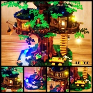 LEGO 樂高 21318 IDEAS系列 樹屋 燈組 燈光