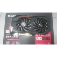 技嘉 AORUS Radeon™ RX580 8G AMD 顯示卡