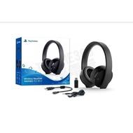 PS4 PS3 PSV SONY 無線立體聲耳罩耳機CECHYA-0080[亞力士電玩]