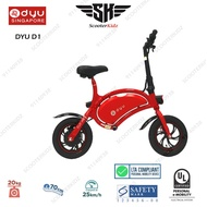 *CHEAPEST* DYU Seated Electric Scooter 36v 6Ah (UL2272)