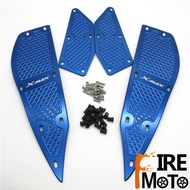 Salahe Motorcycle Xmax300 Xmax 250 Modified Accessories Pedals Cnc Aluminum Alloy Pad