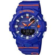 CASIO 卡西歐 G-SHOCK 突破極限藍芽雙顯錶-寶藍(GBA-800DG-2A)原廠公司貨ERICA STORE