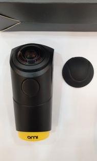 OmiCam 穿戴式全景運動相機