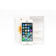 【青蘋果3C】APPLE iPhone SE 金 16G 16GB 4吋 IOS 10.3.3 二手手機 #35835