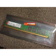 金士頓 Kingston DDR3 1600 8G PC3-12800 8GB KVR16N11/8 雙面顆粒 終身保固